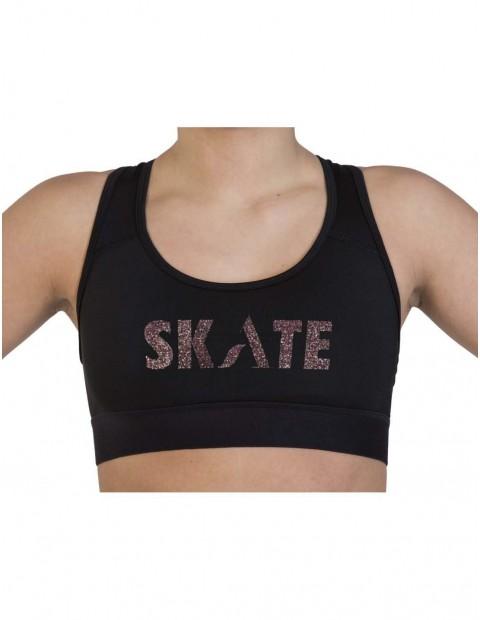 Oro y Negro - Top Skate en goma