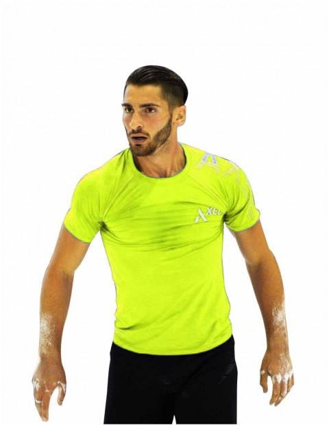 Lime Shirt Royal Sly-Dry Reflectante - Men