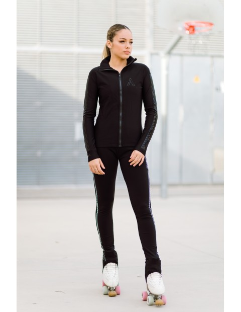 CHAQUETA AXEL TRAINING THERMAL NEGRO...